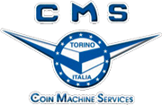 CMS – Coin Machine Service Logo